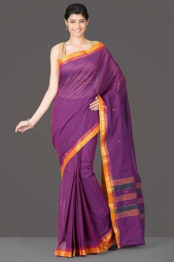 Tamil Tales: Cotton Sarees from Kanchipuram - Home Page Display
