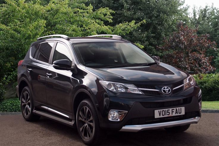 Toyota RAV 4 2015 Diesel 2.2 D-4D Invincible 5dr 4x4 in Cars, Motorcycles & Vehicles, Cars, Toyota | eBay