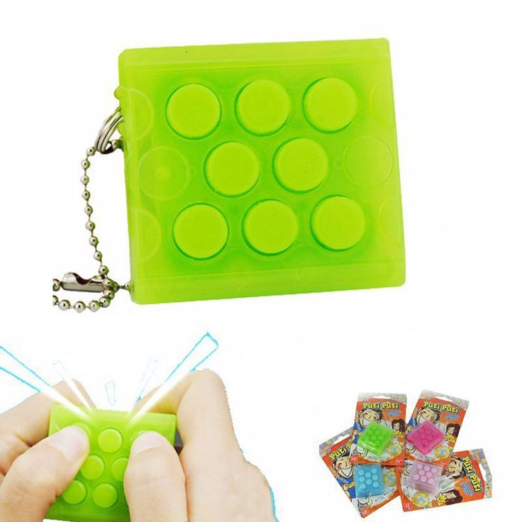 Unlimited Puchi Puchi Puti Electronic Bubble Pop Infinite Air Bubble Vent Decompress Speaker Toy #Affiliate
