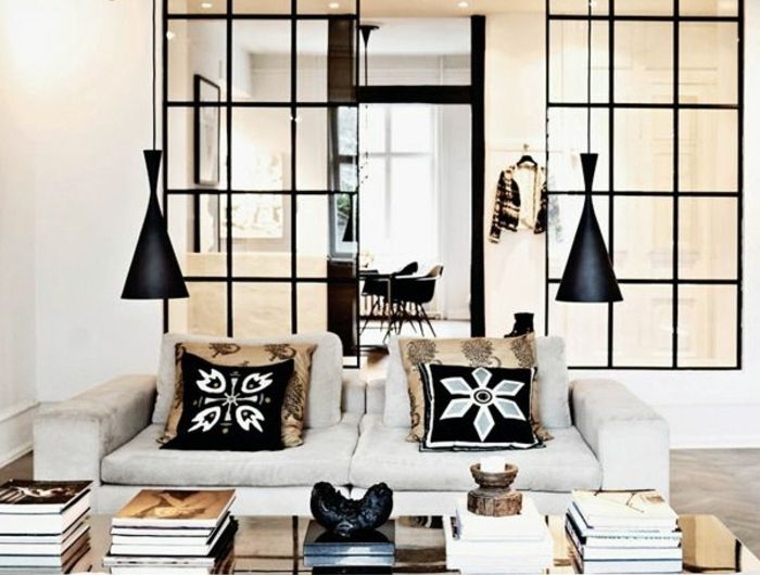les 25 meilleures id es de la cat gorie cloison amovible ikea sur pinterest s paration de. Black Bedroom Furniture Sets. Home Design Ideas