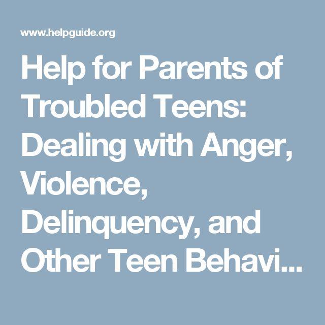 Teen problems teen help