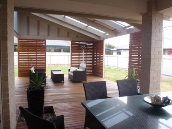 Timber Decking Ideas by 4 Life Constructions