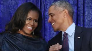 Obamas 'in talks to make Netflix shows' Latest News