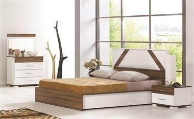 Leon Sürgülü Yatak Odası