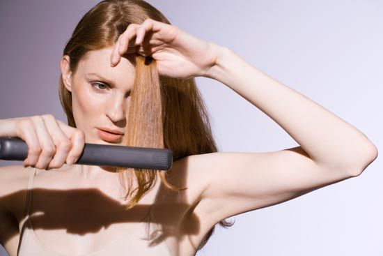 Heat Hairstyling Tips for Winter #hairdressers #hairstylists #salons #beauty #pros -- See more on www.salonmagazine.ca