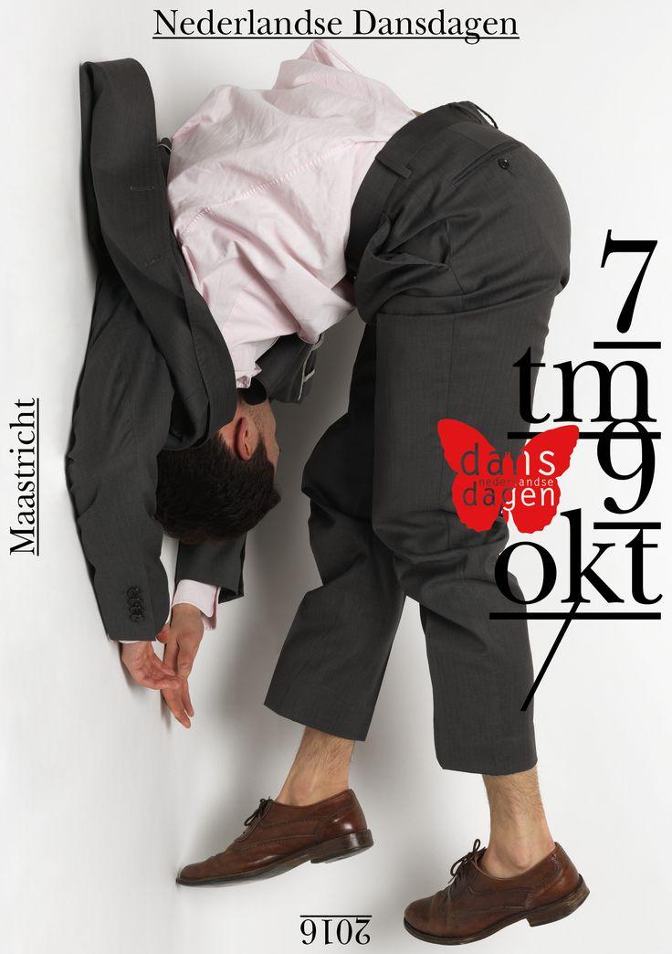 Vandaag is de kaartverkoop voor de 19e editie vanFestival de Nederlandse Dansdagen van start gegaan!