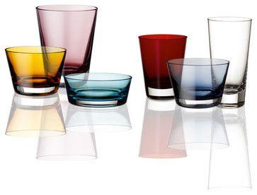 Villeroy & Boch Colour Concept Glassware contemporary everyday glassware