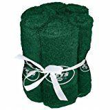 New York Jets Washcloths