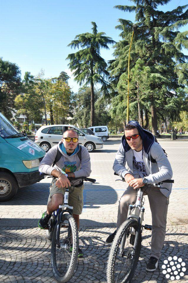Mountain Bike Albania