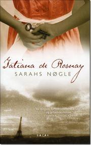 Sarahs nøgle af Tatiana De Rosnay, ISBN 9788771160819