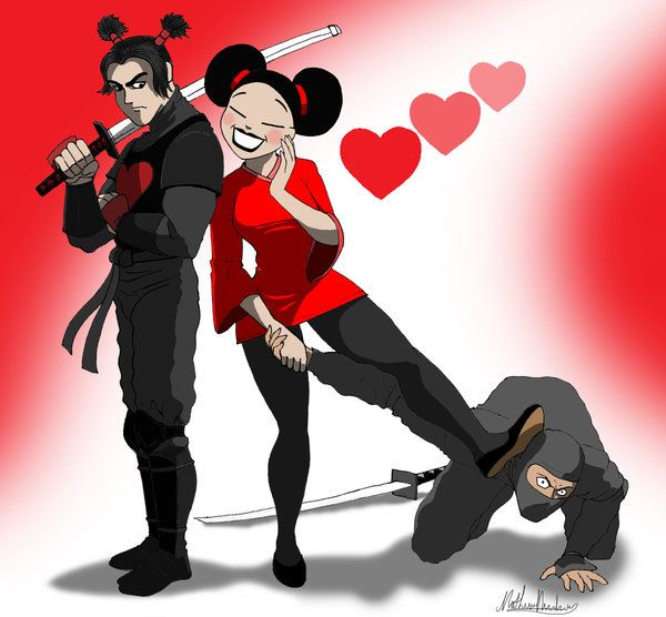 1000+ images about Pucca and garu on Pinterest | Funny ...