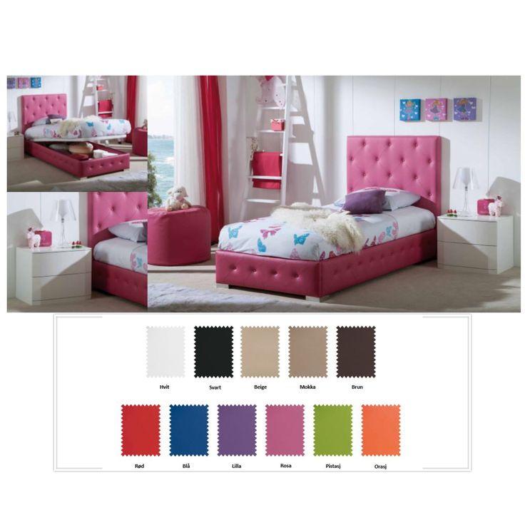 Lekker seng med praktisk oppbevaringsplass til barnerommet. Leveres i et stort utvalg av farger i kunstskinn, stoff og fløyel. 💜💙💚💛❤️🖤 Besøk www.mirame.no og se vårt store utvalg✨ #barnerom #sengegavl #seng #kunstskinn #fløyel #kidsroom #barnerominspo #kidsinterior #barneinteriør #farger #raquel #soverom #kidsstuff #morogbarn #nettbutikk #mirame #interior #interiør #innredning #pris #oppbevaring #sengmedoppbevaring