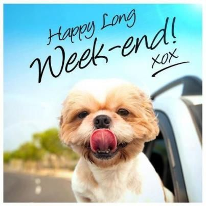 Happy Long Weekend