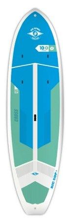 A fun board for the whole family, the BIC Sport ACE-TEC Cross Fit stand up paddle board offers full rail-to-rail stability for performance in a wide range of flatwater conditions and activities. Available at REI, 100% Satisfaction Guaranteed.