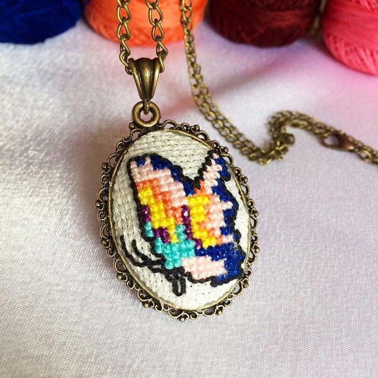 #kanaviçe#kanaviçem#petitpoint#nakış#crosstitch#elemeği#elişi#emek#takı#kolye#neckle#handmade#handjewelery#kadrajimdan#instamood#instagood#moda#otantik#authentic#yaz#bahar#neşe#colorful#butterfly http://turkrazzi.com/ipost/1525601120930555142/?code=BUsBiLyAOUG