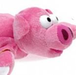 Cochon volant : il part à plus de 15 mètres !