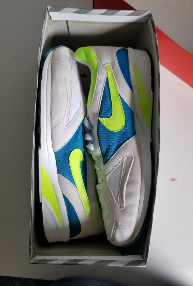 cheap for discount 9cef4 8ff6a 1992 Nike Air Pegasus Racer US 12 VNDS VINTAGE NEW IN BOX NIB Nike  AthleticSneakers
