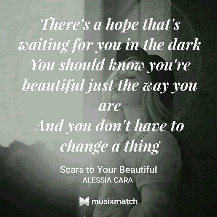 Scars To Your Beautiful Lyrics Alessia Cara T Lyrics