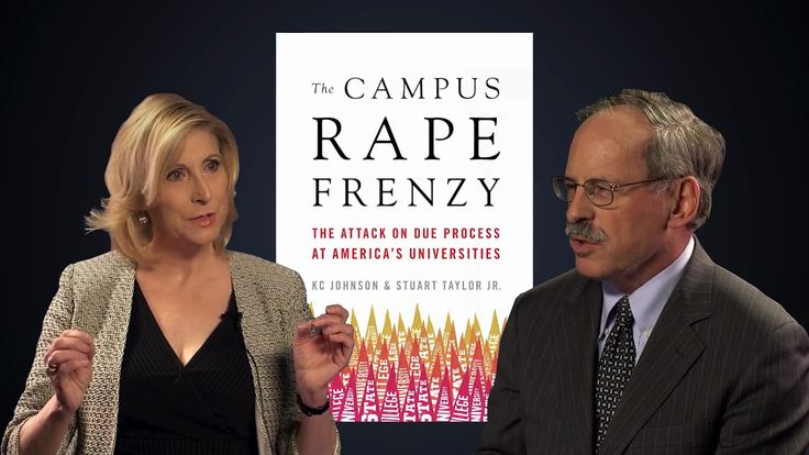 Christina Hoff Sommers & Stuart Taylor - Campus Frenzy: The Attack on Du...