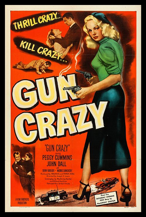 photograph about Printable Movie Poster titled Gun Ridiculous - Traditional Clic Video Poster, clic posters