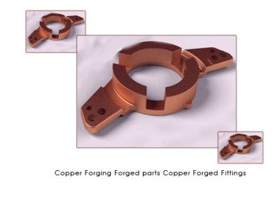 #CopperForgingForgedparts  #CopperForgedFittings  #COPPERFORGINGS   Conex is a leading manufacturer and supplier of metal forgings forged fittings and forged components from India.We offer Forgings products in a number of materials including Copper Brass Bronze and stainless steel as well as non ferrous Copper alloys. Copper forgings are often used in the electrical industry , building industry as well as in marine applications due to their corrosion resistant and biostatic nature