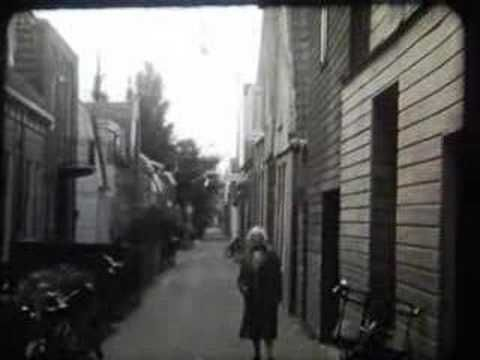 Zaandam wandeling oud/nieuw