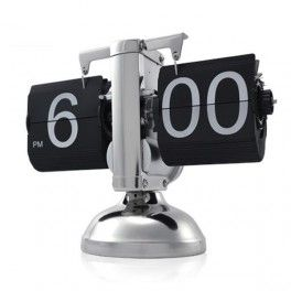 Reloj Flip Clock Retro 70's - Inside-Pc