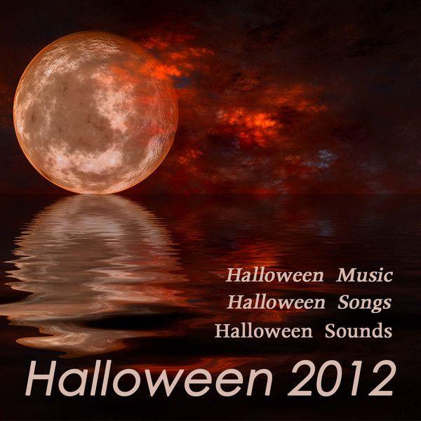 halloween album art   Scary Halloween Sounds   Oldtime Halloween ...