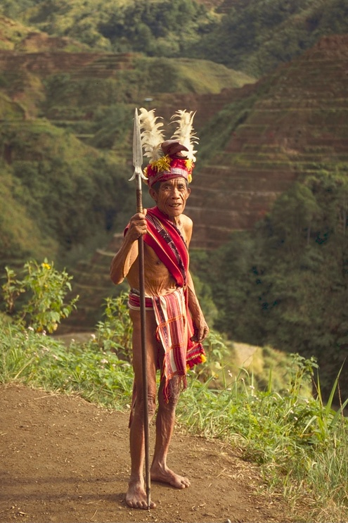 Guerrero igorot Filipinas | TRAJES TIPICOS DEL MUNDO ...