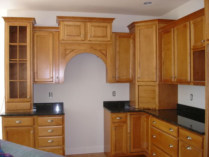 Menards Kitchen Cabinet And Medallion Cabinets For Maple Wood Countertops  With Maple Wood Kitchen Wall Cabinets Part 35