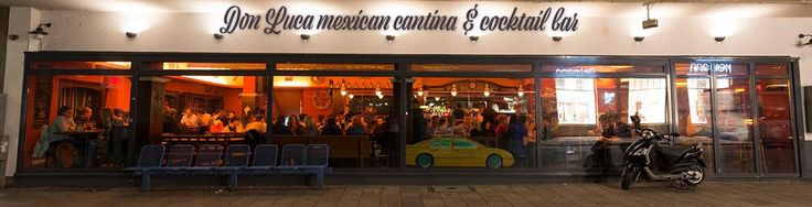 Don Luca mexikanisches Restaurant   www.donluca.de #DonLuca #mexikanisch #Restaurant #Bar #Cocktailbar #Cantina #mexican #Mexicaner #Muenchen #Schwabing #Don #Luca #HappyHour #mexikanischesEssen