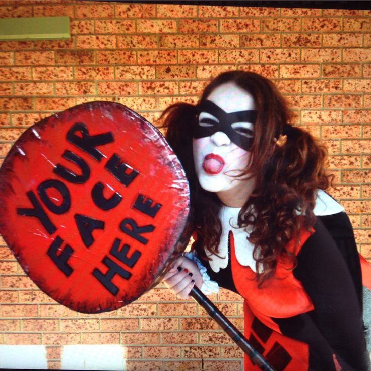 Harley Quinn - AMC 2015  If Mistah J don't like you, I don't like you. What ya say puddin' do I bash their face in?