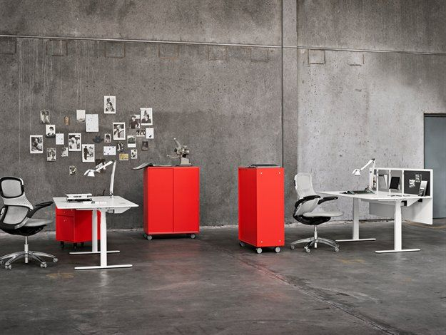 Work space - Colours - Design