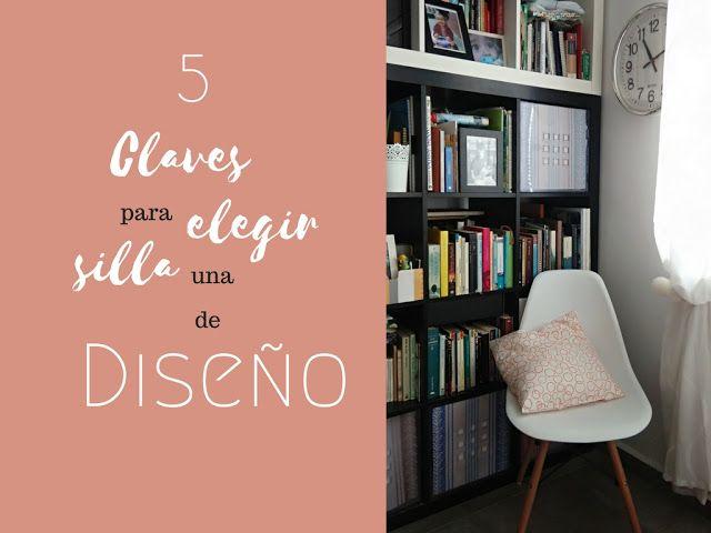 Ángela Cabrera: 5 claves para elegir una silla de diseño.