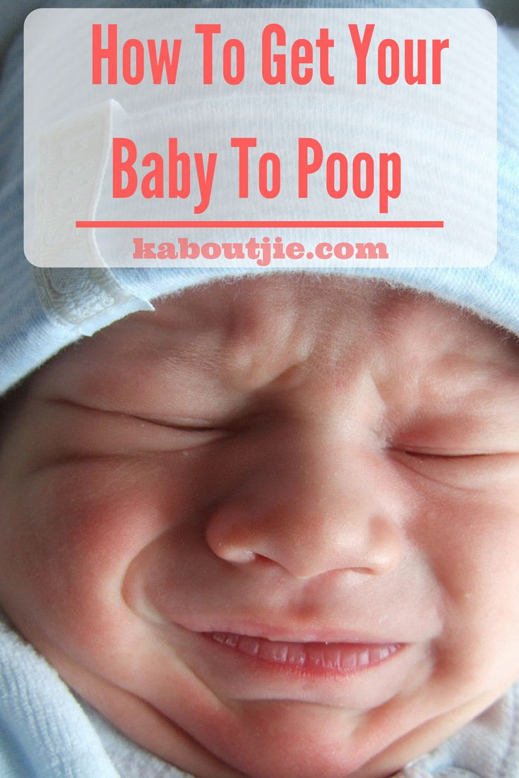 How To Get Baby To Poop  Having a baby that is constipated and uncomfortable is no fun at all, especially when you are at a loss what to do. Here's how to get baby to poop!    #getbabytopoop #constipation #constipatedbaby