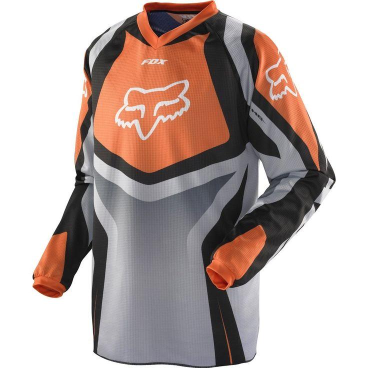 Fox Racing HC Race Men's Motocross/Off-Road/Dirt Bike Motorcycle Jersey - http://downhill.cybermarket24.com/fox-racing-hc-race-mens-motocrossoffroaddirt-bike-motorcycle-5/