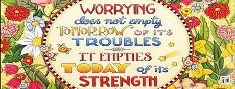 Are You Worrying? by Richard Carlson