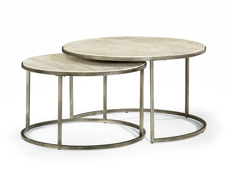 Hammary Modern Basics Nesting Coffee Table & Reviews | Wayfair