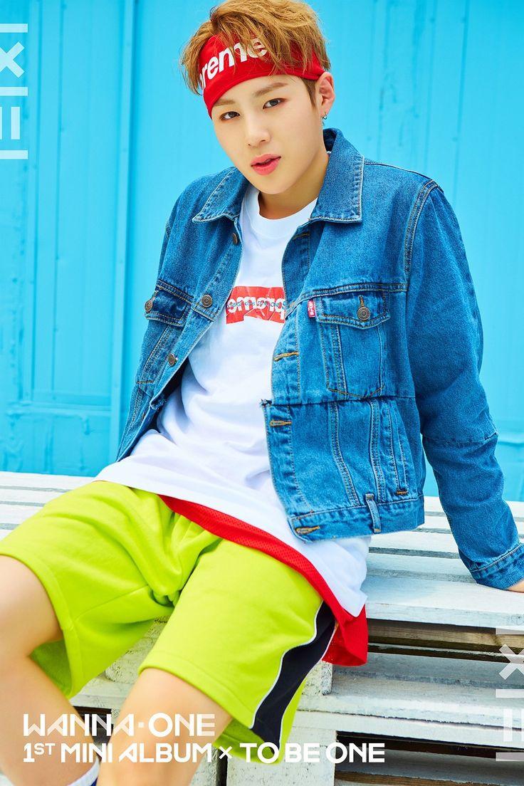 Wanna One's 1st Mini Album Photo | Ha Sungwoon | 하성운 | 1X1=1 | TO BE ONE | WannaOne | Wannable | 워너원 | 워너블