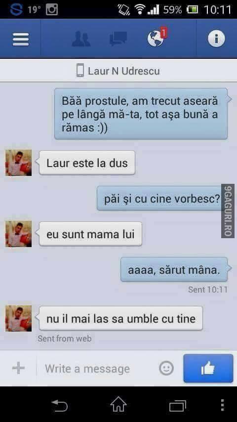 Cum Reacționezi Când O Vezi Pe Mama Unui Prieten   Link Postare ➡ http://9gaguri.ro/media/cum-reactionezi-cand-o-vezi-pe-mama-unui-prieten-1