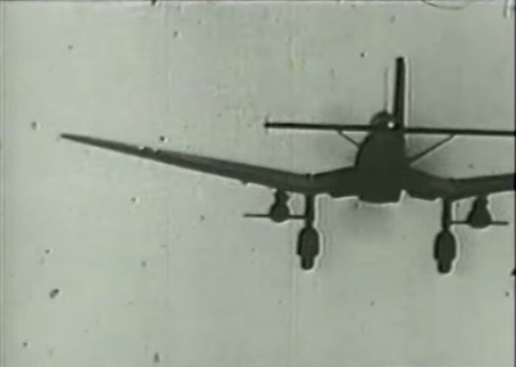The most impressive Guncam footage of Ju 87-G 'Stuka' with twin 37mm.