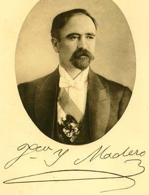 Febrero 15 de 1913  Bernardo Cólogan, en nombre del cuerpo diplomático acreditado en México, pide la renuncia al presidente Madero, quien rechaza su intromisión.   #Memoria #Politica de #Mexico   http://memoriapoliticademexico.org/Efemerides/2/15021913.html