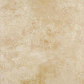 Surface Source Phoenix Beige Ceramic Floor Tile Common 17 In X