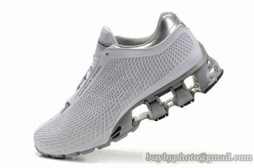 Men's Adidas Porsche Design 3 Running Shoes A  White Silvery|only US$85.00 - follow me to pick up couopons.