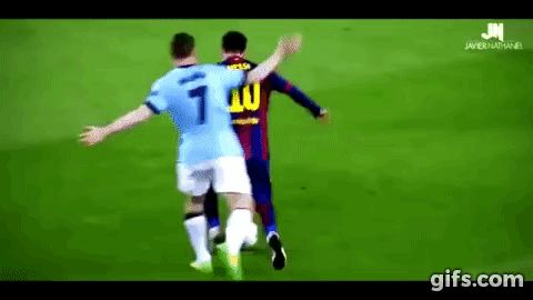 Lionel Messi ● Crazy Dribbling Skills ● 2014/2015 HD