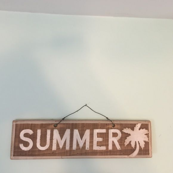 Brandy Melville sign Wall decor! Brandy Melville Other