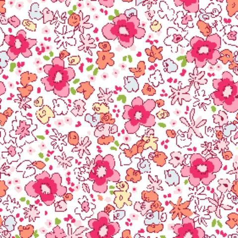 Michael Miller - Best of Sarah Jane Collection - Meadow in Summer by Bobbie Lou's Fabric Factory