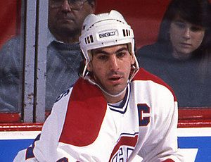 Chris Chelios - Bio, pictures, stats and more | Historical Website of the Montreal Canadiens