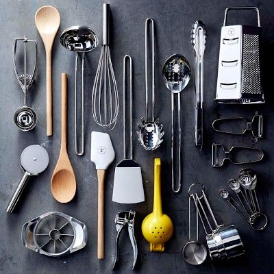 Williams-Sonoma Open Kitchen Essential 19-Piece Tool Set #williamssonoma  #LGLimitlessDesign #Contest