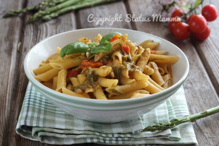 Un primo piatto di pasta vegetariano da preparare come un risotto , facile e gustoso da preparare in pochi e semplici passaggi, ricetta con o senza bimby